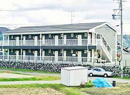 長野県北安曇郡池田町大字池田の賃貸アパートの外観