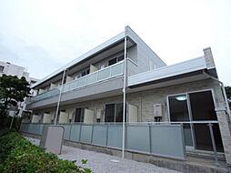 東京都小金井市貫井南町2丁目の賃貸アパートの外観