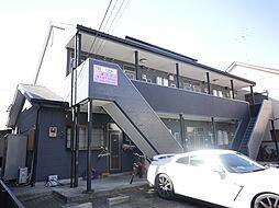 神奈川県綾瀬市大上6丁目の賃貸アパートの外観