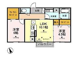 入間市駅 8.1万円