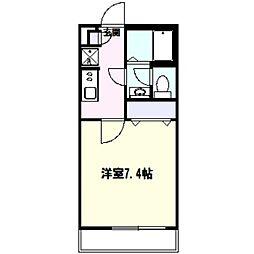 仮)リブリ・戸塚区矢部町[106号室]の間取り
