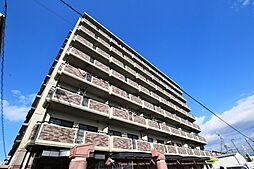 大阪府松原市三宅西4丁目の賃貸マンションの外観