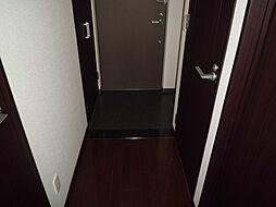 サニープレイス西芦屋2号館の玄関