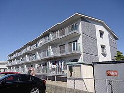 滋賀県彦根市川瀬馬場町の賃貸マンションの外観
