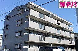 愛知県岡崎市大門4丁目の賃貸マンションの外観