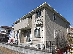 神奈川県川崎市宮前区菅生4丁目の賃貸アパートの外観