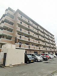 福岡県福岡市西区下山門3丁目の賃貸マンションの外観