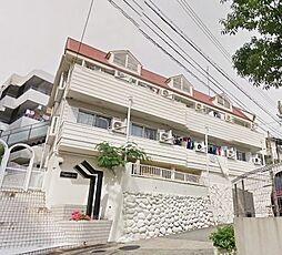 キャンパス2000鈴蘭台[1階]の外観