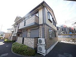 神奈川県座間市南栗原5丁目の賃貸アパートの外観