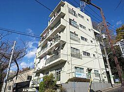 東京都北区赤羽台4丁目の賃貸マンションの外観