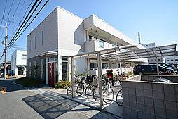 大阪府堺市西区浜寺船尾町東3丁の賃貸アパートの外観