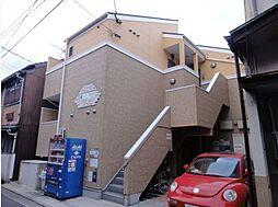 コンフォートベネフィス箱崎8[101号室]の外観