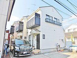 [テラスハウス] 神奈川県海老名市国分北2丁目 の賃貸【/】の外観