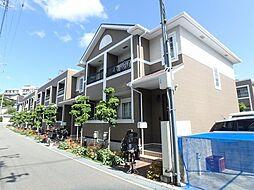 [テラスハウス] 大阪府豊中市刀根山3丁目 の賃貸【/】の外観