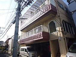 豊島ハイツ[201号室]の外観
