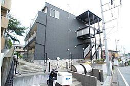 神奈川県藤沢市円行1丁目の賃貸マンションの外観