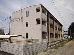 埼玉県狭山市鵜ノ木の賃貸アパートの外観