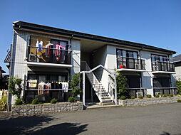滋賀県彦根市河原3丁目の賃貸アパートの外観