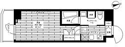 ステージグランデ用賀アジールコート[5階]の間取り