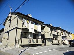 滋賀県長浜市弥高町の賃貸アパートの外観