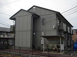 ラフィネ中島[2階]の外観