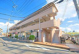 秋山ビル[3階]の外観