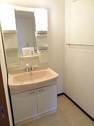 ベルメゾンの洗面所