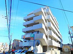 神奈川県大和市中央3丁目の賃貸マンションの外観