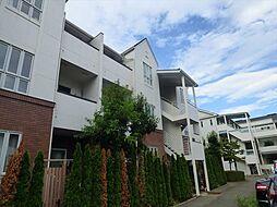 神奈川県横浜市青葉区新石川1丁目の賃貸アパートの外観