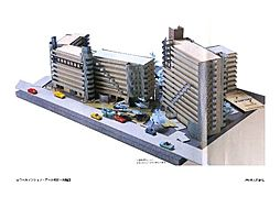 ロワールマンションアール板付弐番館[8階]の外観