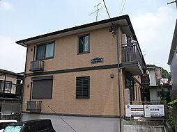 神奈川県横浜市緑区鴨居6丁目の賃貸アパートの外観
