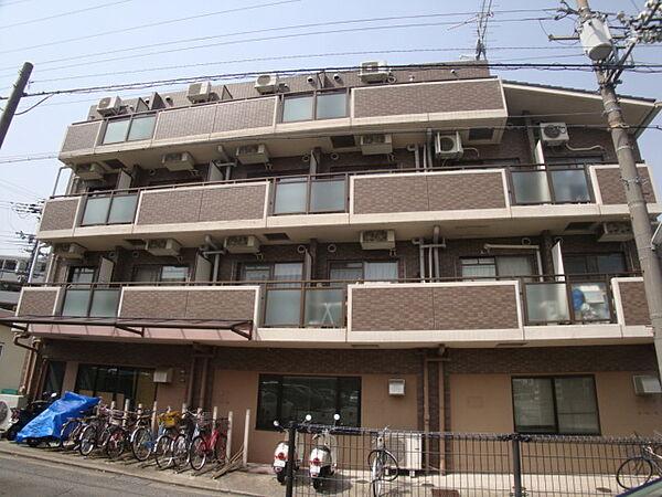 兵庫県宝塚市中州1丁目の賃貸マンション