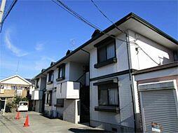 神奈川県相模原市緑区上九沢の賃貸アパートの外観