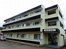 栃木県小山市三峯1丁目の賃貸マンションの外観