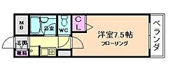 光寿ビル[3階]の間取り