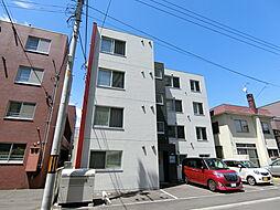 ソフィアステージ札幌白石[3階]の外観
