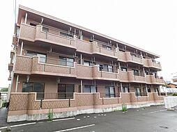 静岡県富士市神谷の賃貸マンションの外観