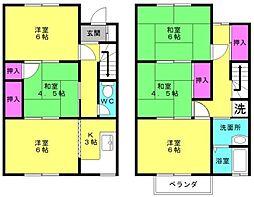 浜の宮駅 6.5万円