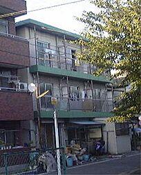 加藤ハイツ1号棟[2階]の外観