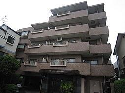 神奈川県横浜市保土ケ谷区仏向西の賃貸マンションの外観
