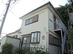 神奈川県横浜市港南区笹下3丁目の賃貸アパートの外観
