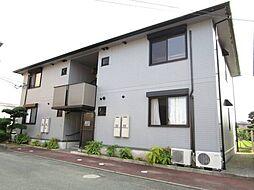 カーサ江戸屋敷A棟[1階]の外観