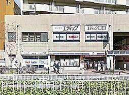 セブンイレブン神戸板宿駅前店 130m