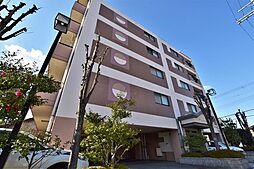 大阪府松原市天美東8丁目の賃貸マンションの外観