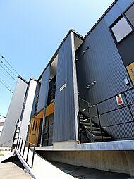 [テラスハウス] 北海道小樽市真栄1丁目 の賃貸【/】の外観