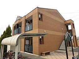 千葉県市原市飯沼の賃貸アパートの外観