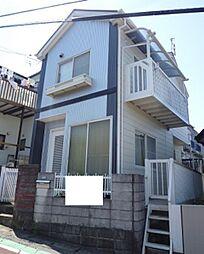 [一戸建] 神奈川県海老名市大谷北2丁目 の賃貸【/】の外観