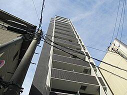 レジュールアッシュ梅田アクシア[4階]の外観