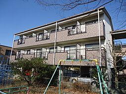 滋賀県彦根市長曽根南町の賃貸マンションの外観