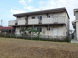 コーポ中村[202号室]の外観